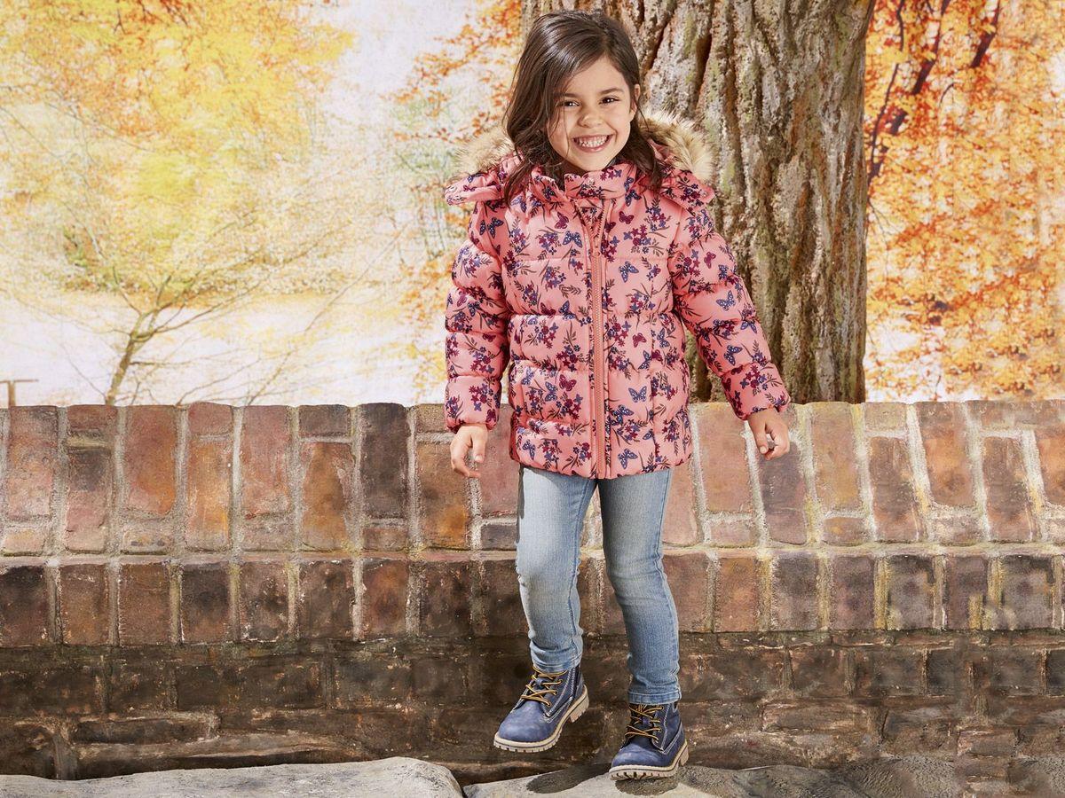Bild 5 von LUPILU® BY CHEROKEE Kleinkinder Mädchen Jacke