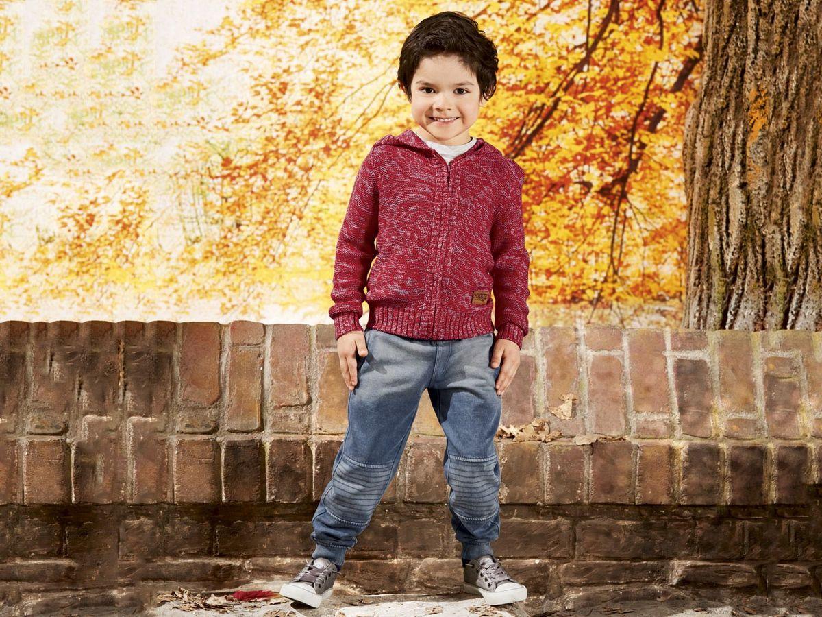 Bild 5 von LUPILU® BY CHEROKEE Kleinkinder Jungen Strickjacke
