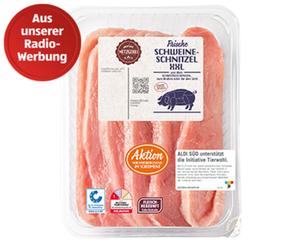 meineMETZGEREI Schweine-Schnitzel, XXL-Packung
