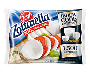 Zott Zottarella, XXL-Packung