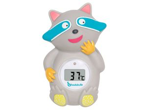 Badabulle Badethermometer Waschbär