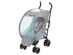 Badabulle Regenschutz für Kinderwagen