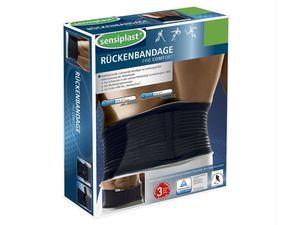 SENSIPLAST® Rückenbandage Pro Comfort