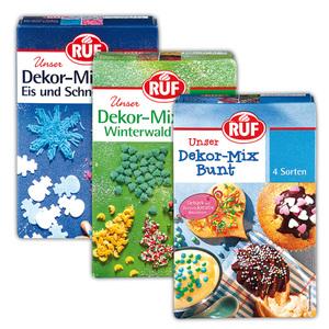 RUF Streu-Dekor-Mix