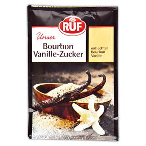RUF Bourbon Vanille Zucker