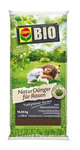 BIO Natur Dünger für Rasen, 10,05 kg Compo