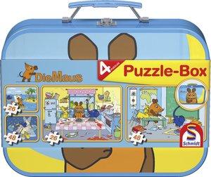 Schmidt Spiele Die Maus Puzzle-Box