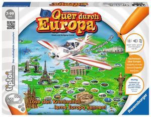 tiptoi Quer durch Europa