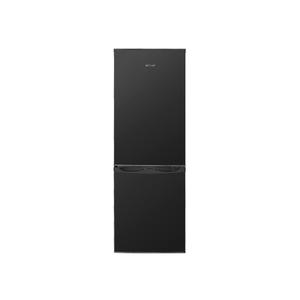 Bomann KG 320.1 Schwarz Kühl-/Gefrierkombination, A++, 122/43 Liter, 144 cm