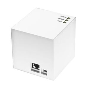 MAX! Cube LAN Gateway (Zentrale, für bis zu 50 Geräte, Heizungssteuerung)