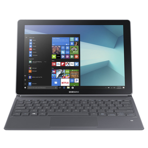 "Samsung Galaxy Book W728 12.0 LTE DACH-Ware QWERTZ 30,37cm (12,0"") FHD+ Display, Windows 10 Pro, 256GB, 13MP"