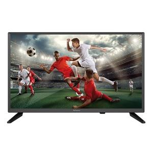 Strong SRT 24 HZ4003N - 60 cm (24 Zoll) Fernseher (HD ready, Triple Tuner (DVB T2), USB)
