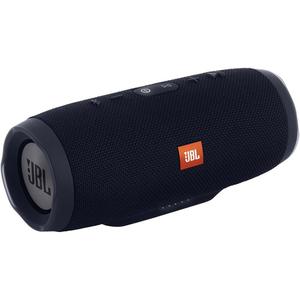 JBL Charge 3 (schwarz) - Tragbarer Bluetooth-Lautsprecher (20W, Bluetooth, Freisprechfunktion, spritzwassergeschützt)