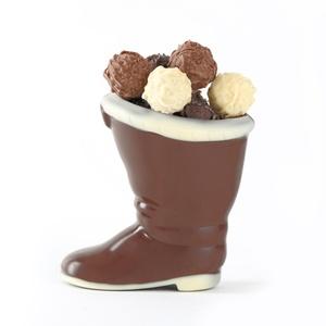 Nikolausstiefel gefüllt aus Vollmilch-Schokolade 125g 6,00 € / 100g