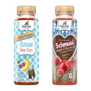 PURE FRUIT     Schmusi