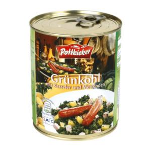 POTTKIEKER     Grünkohl