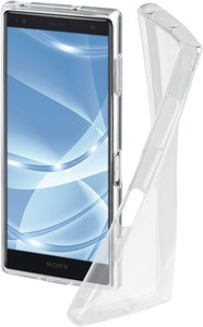 Hama Cover Crystal Clear für Xperia XZ3 transparent