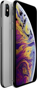 Apple iPhone XS Max (512GB) silber