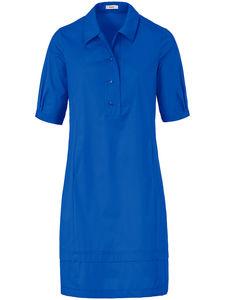 Kleid langem 1/2-Arm Riani blau