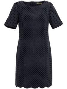 Kleid 1/2-Arm Uta Raasch blau