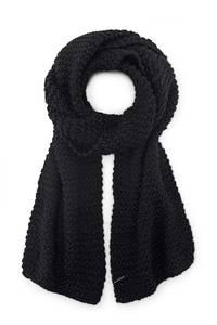Trend-Schal von Belmondo in schwarz für Damen
