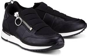 Trend-Sneaker von Cox in schwarz für Damen. Gr. 37,38,39,40