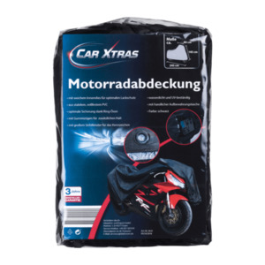 CAR XTRAS     Motorradabdeckung
