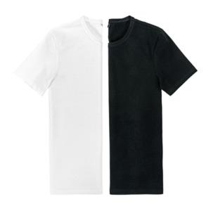 ENRICO MORI     Basic T-Shirts