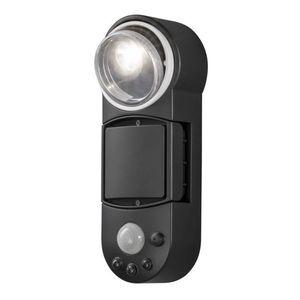 EEK A+, LED-Außenwandeuchte Prato Eye II - Kunststoff / Aluminium - 1-flammig, Konstsmide