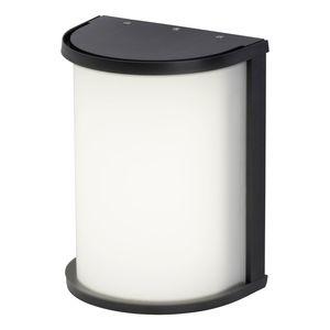 EEK A+, LED-Außenwandleuchte Travis - Kunststoff - 1-flammig, Brilliant