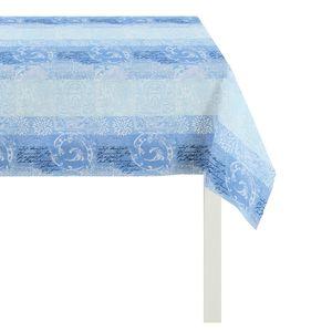 Tischdecke Summer Garden II - Blau - 85 x 85 cm, Apelt
