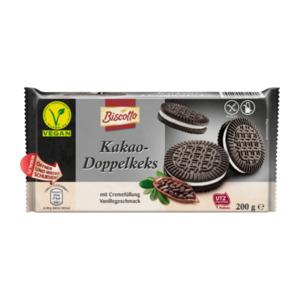 BISCOTTO     Kakao-Doppelkeks