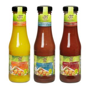 ASIA GREEN GARDEN     Asia-Sauce