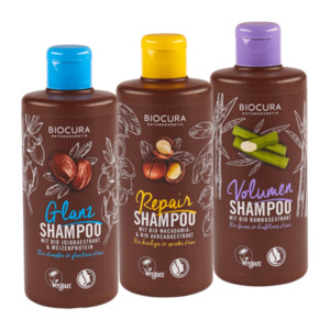 BIOCURA     Shampoo