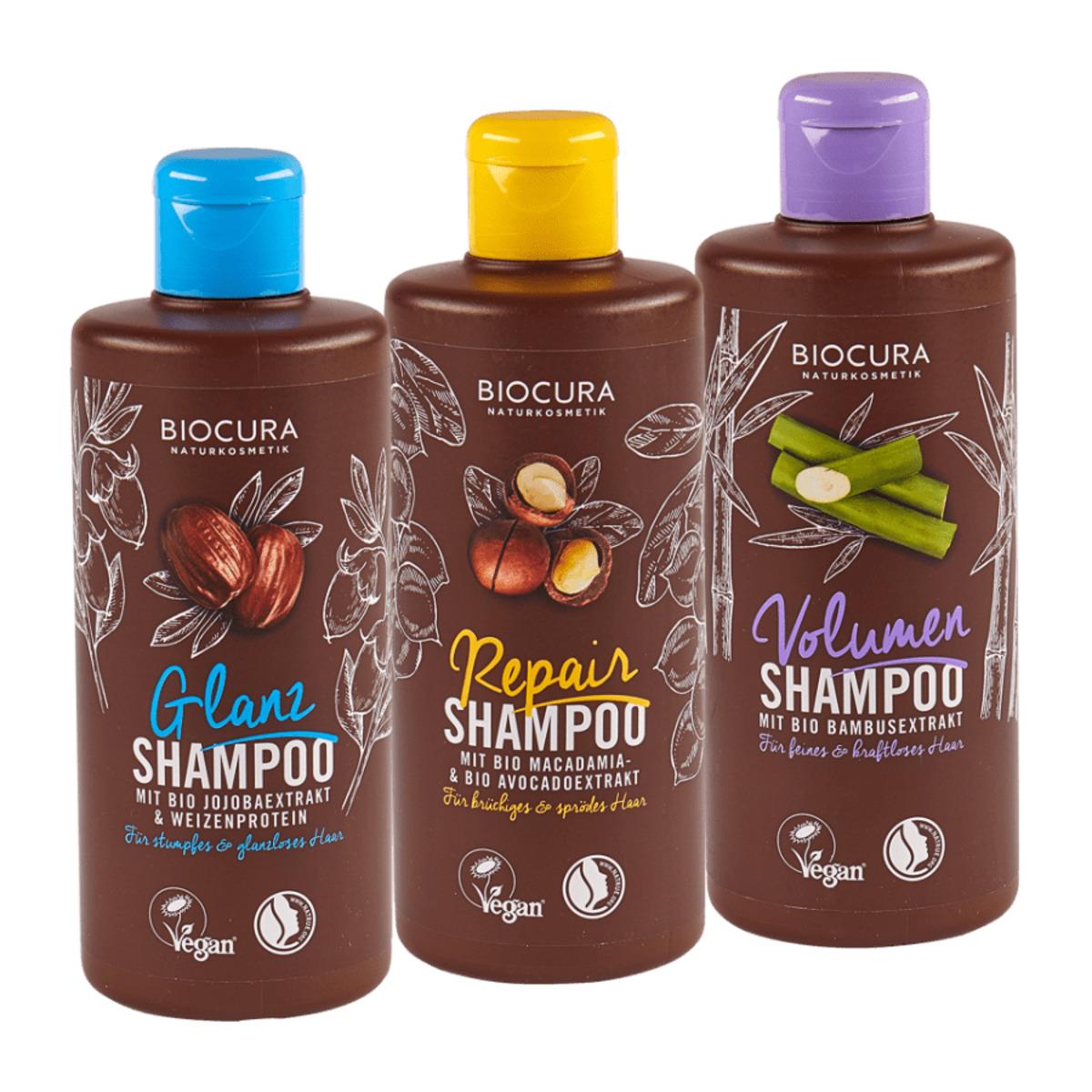Bild 1 von BIOCURA     Shampoo