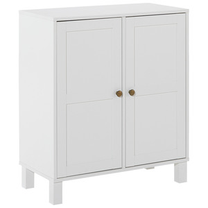 Anrichte Sindal (2 Türen, weiß)