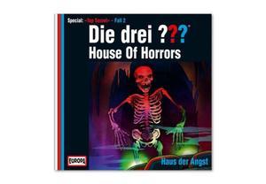 Die drei ??? House of Horrors - Haus der Angst
