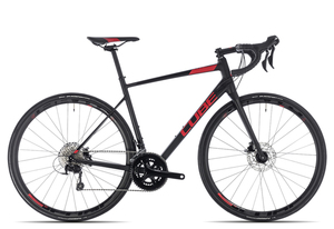 Cube Attain SL Disc 2018 | 50 cm | black´n´red