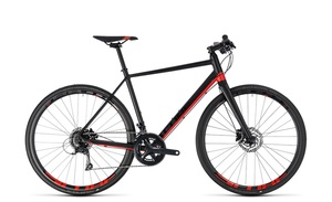 Cube SL Road Pro Herren 2018 | 50 cm | black´n´red