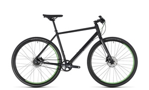 Cube Hyde Race Herren 2018 | 46 cm | black´n´green