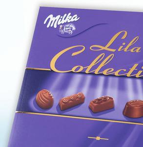 Milka Lila Collection