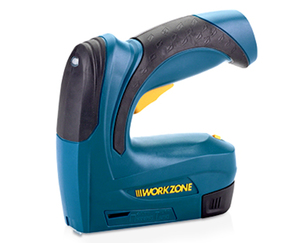 WORKZONE®  3,6 V Li-Ion-Akku Tacker