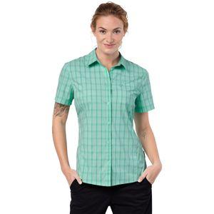 Jack Wolfskin Bluse Centaura Stretch Vent Support System Shirt Women XS grün