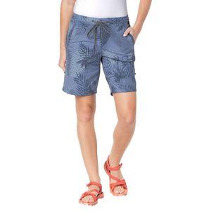 Jack Wolfskin Shorts Frauen Pomona Palm Shorts 44 blau