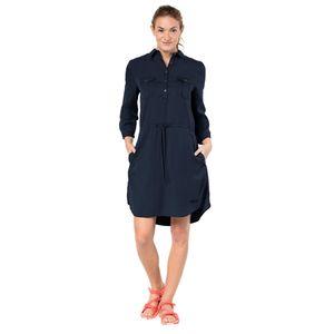 Jack Wolfskin Kleid Mojave Dress S blau