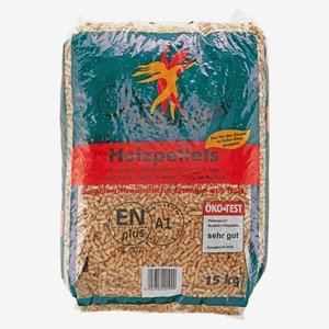 Holzpellets 6 mm    15 kg