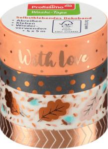 Profissimo Washi Tape Herbst veredelt