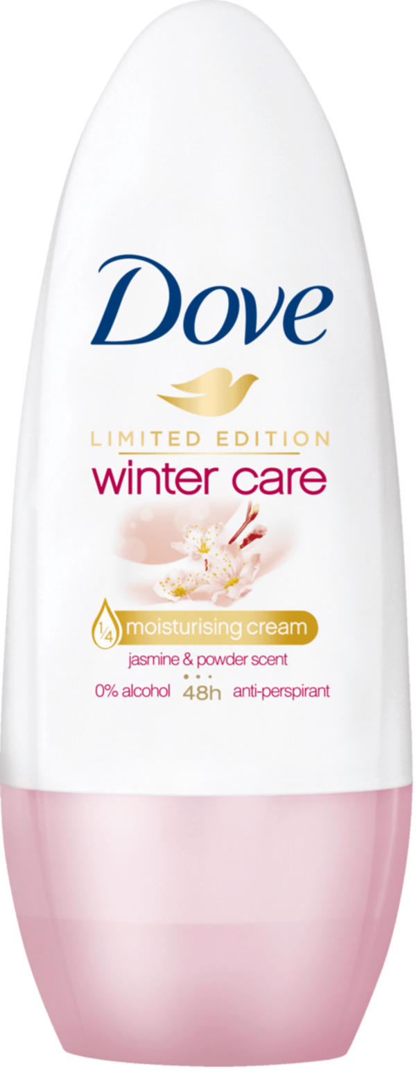 Dove Deo Roll On Antitranspirant winter care