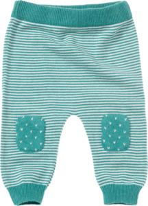 ALANA Baby-Strickhose, Gr. 68, in Bio-Baumwolle und Schurwolle, mint, für Mädchen und Jungen