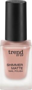 trend IT UP Nagellack Shimmer Matte Nail Polish 010